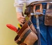 man with tools