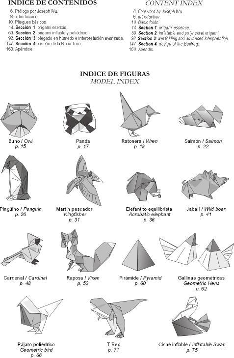 origami book #3 Origami Essence Roman Diaz