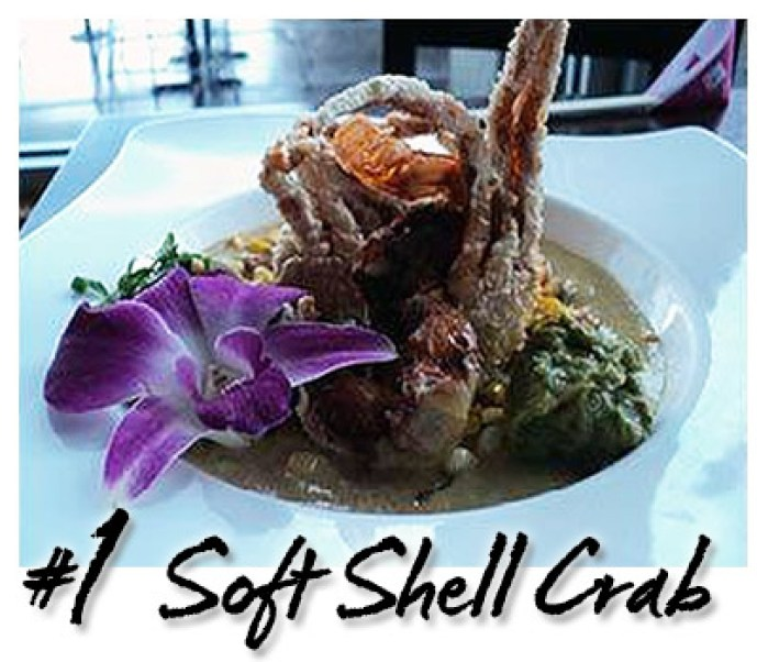 Soft Shell Crab Special