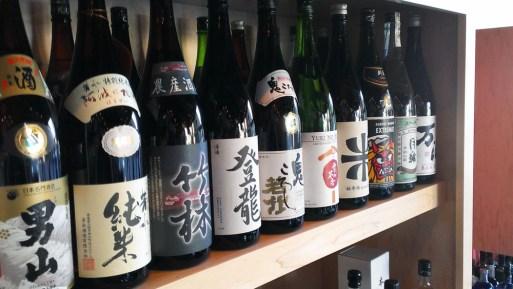 Sake Uptown Origami Sushi Wine Wednesday Happy Hour Japanese
