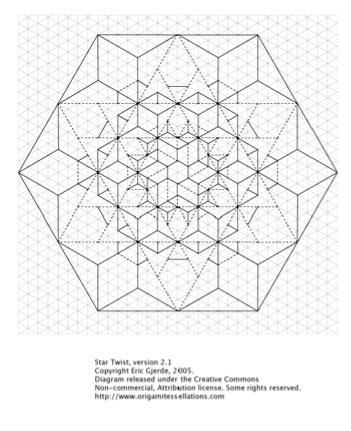 Hexagon Tessellations