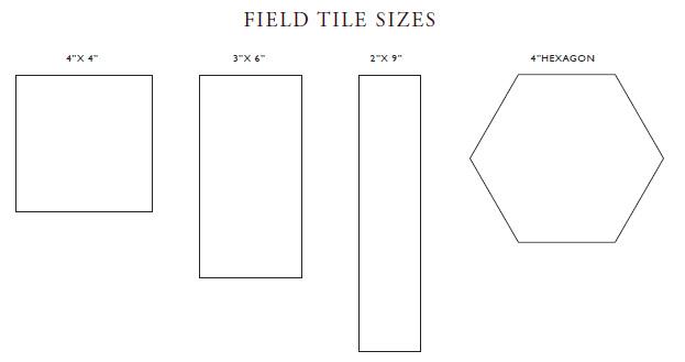 Sizes / Shapes  Origami Tile