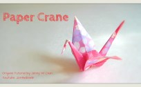 origami crane thumbnail