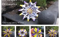 origami fireworks origamitree.com