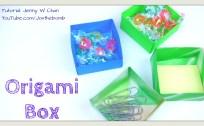 origami box OrigamiTree.com