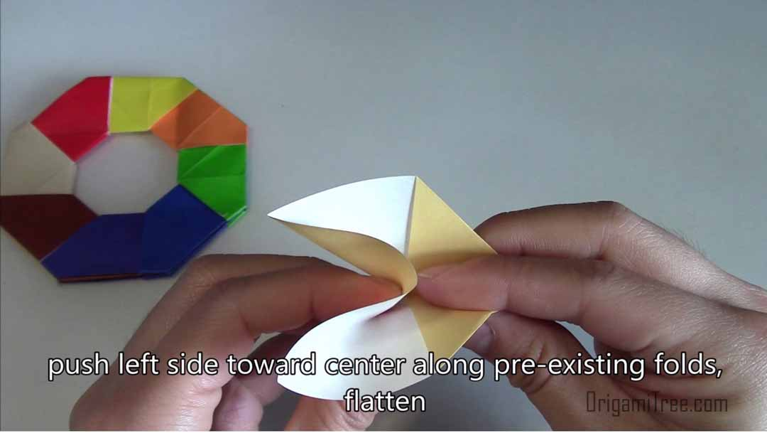 Origami magic circle | allzonez | 609x1080