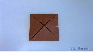 4b spanish box origami origamitree.com