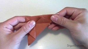spanish box8 origami origamitree.com