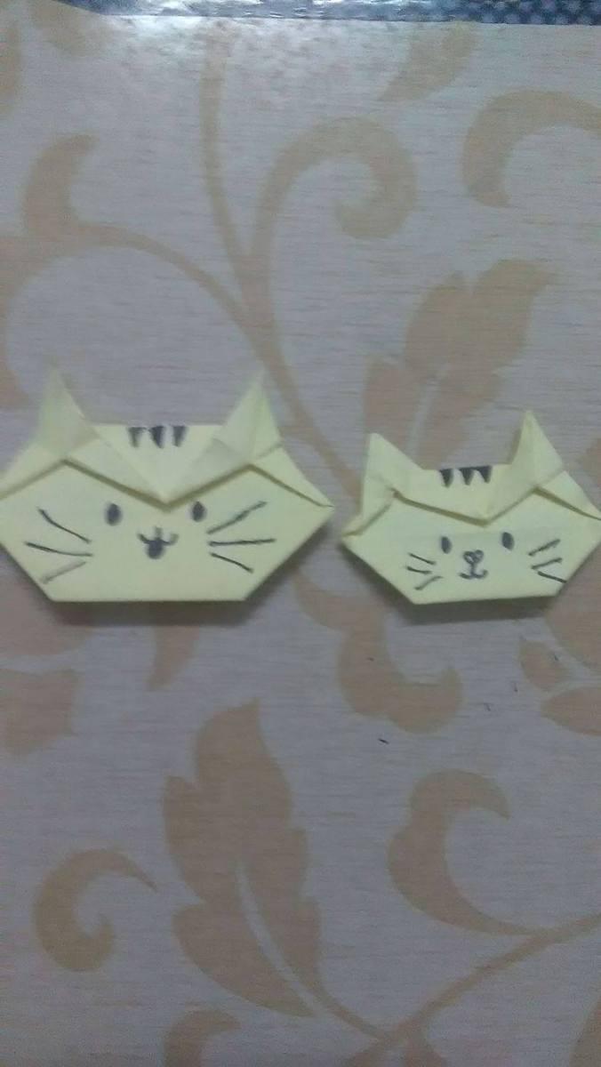Post it® Note Cat Bookmark, Mahima V. | TUTORIAL: http://wp.me/p5AUsW-1fj