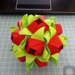 Rosebud & Calyx, Horigamis (via Instagram) | TUTORIAL: TUTORIAL: http://wp.me/p5AUsW-gx