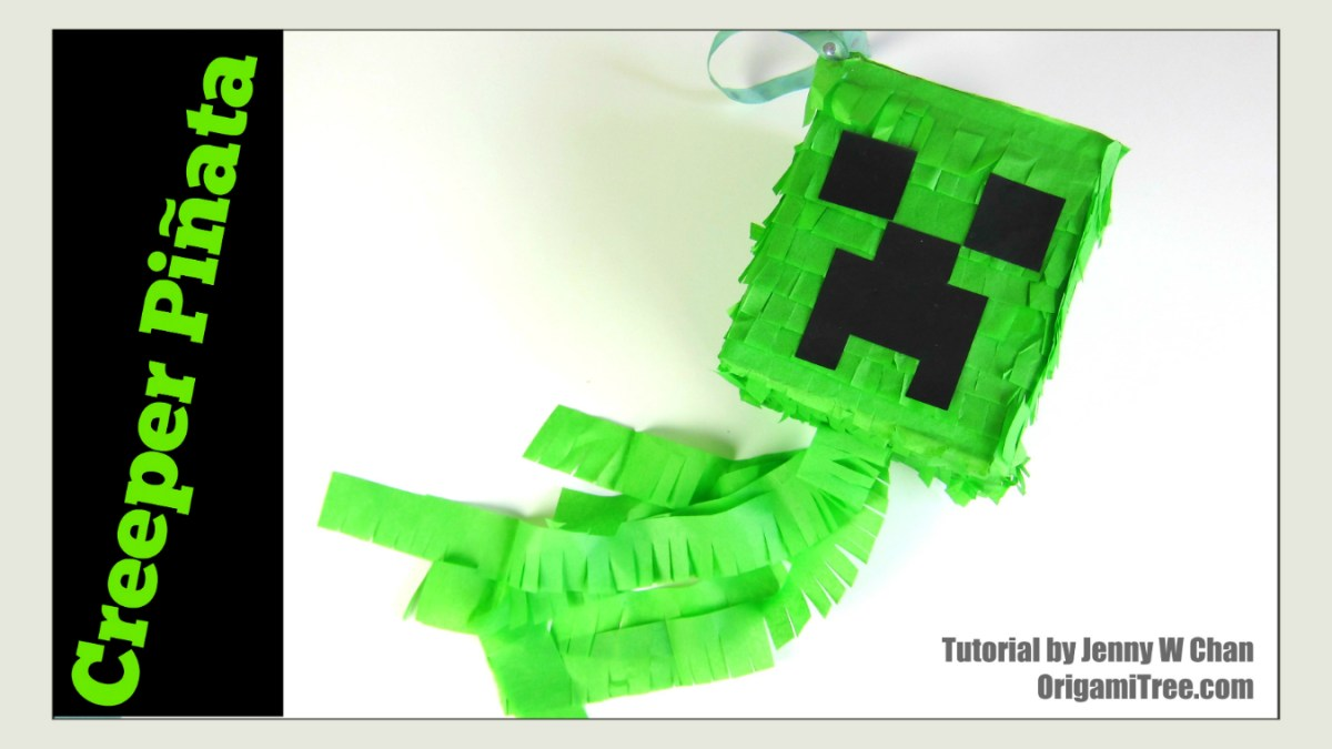 Creeper Piñata