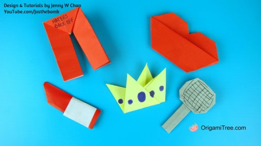 Miranda Sings Origami Series Watermark
