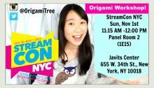 StreamCon Jenny W Chan