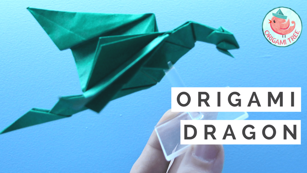 Origami Dragon Tutorial