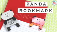Panda Bookmark Tutorial