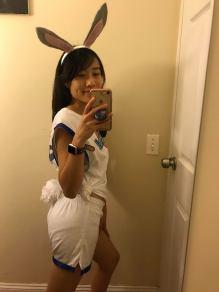 Bugs Bunny Costume DIY - Jenny W. Chan Origami Tree