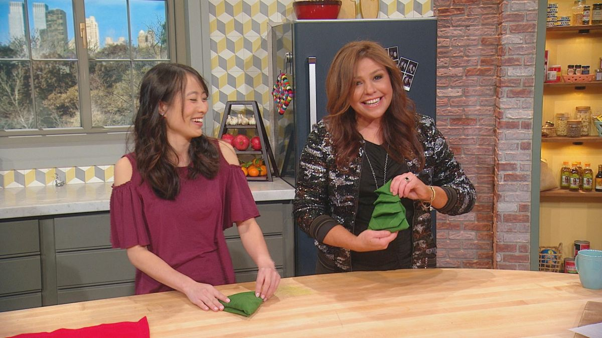 Watch Me On The Rachael Ray Show!