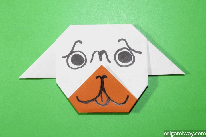 easy origami instructions and