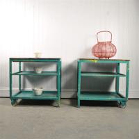 Vintage Factory Furniture