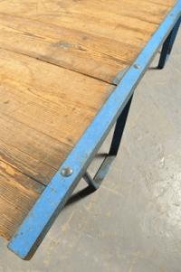 Vintage Factory Coffee Table - Vintage Industrial ...