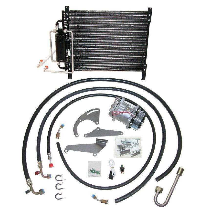 67-68 Camaro A/C Performance Upgrade Kit V8 STAGE-2