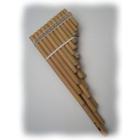 PROFESSIONAL ANDEAN CHROMATIC PANPIPES PANFLUTE + DELUXE ...
