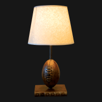Rugby Ball Lamp | Rugby Gift Ideas | Decorative Table Lamps