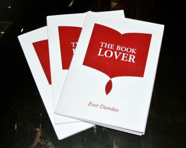 Book Lover spread