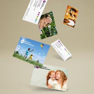 OPFS business card variants