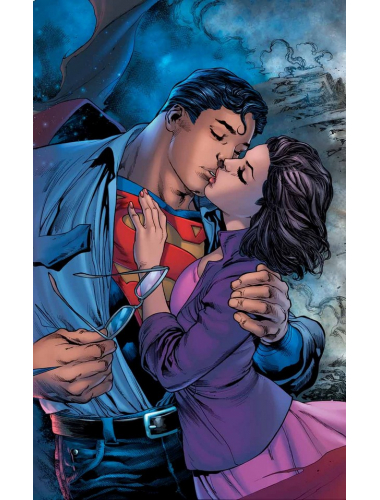 Superman - The Man of Steel - Issue 4