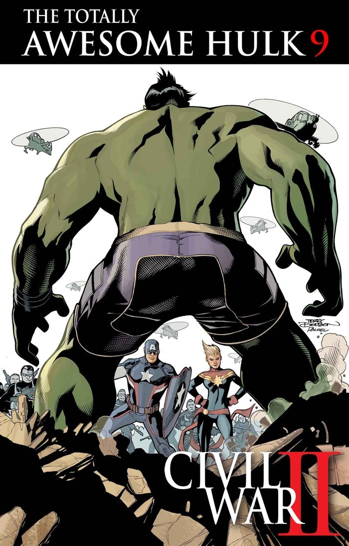 Image result for totally awesome hulk #9