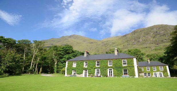 Delphi Lodge Connemara Galway Original Irish Hotels