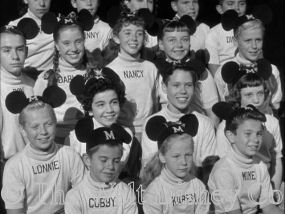 Original Mickey Mouse Club Cast