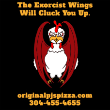 Exorcist Chicken Wings T-Shirt