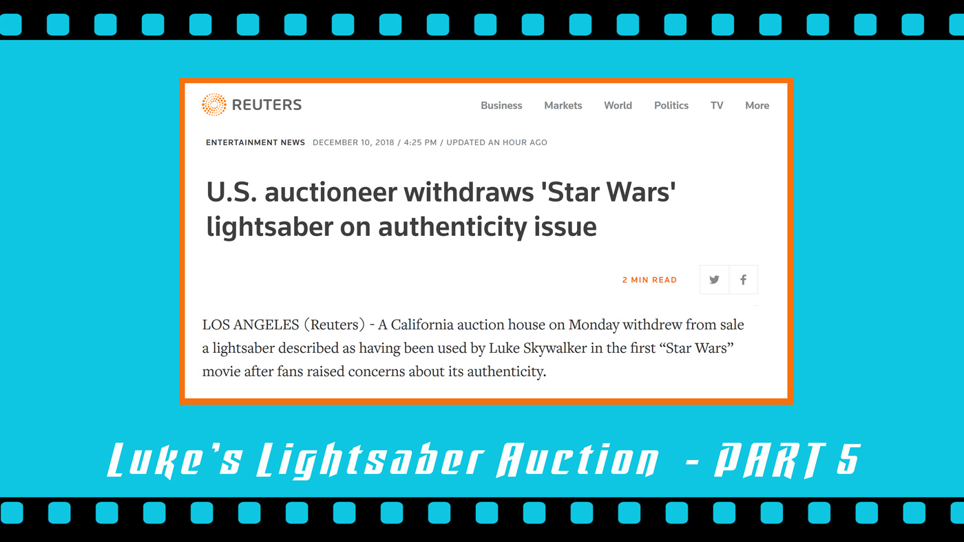 hight resolution of this is a part 5 follow up my part 1 part 2 part 3 and part 4 close up looks at the o riginal production used luke skywalker lightsaber from star