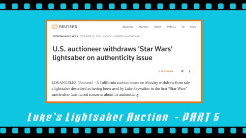 small resolution of this is a part 5 follow up my part 1 part 2 part 3 and part 4 close up looks at the o riginal production used luke skywalker lightsaber from star