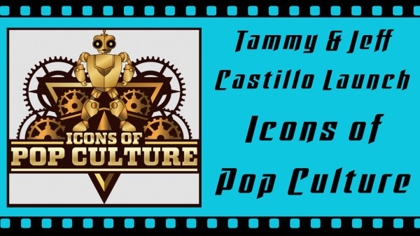 Tammy Jeff Castillo Launch Icons of Pop Culture YouTube