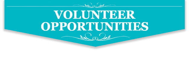 Volunteer-Header