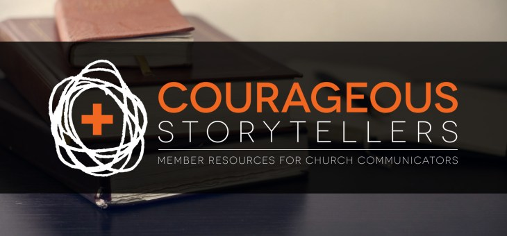 Courageous Storytellers Video