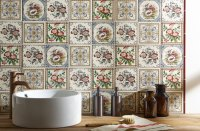 Victorian Wall Tiles Bathroom