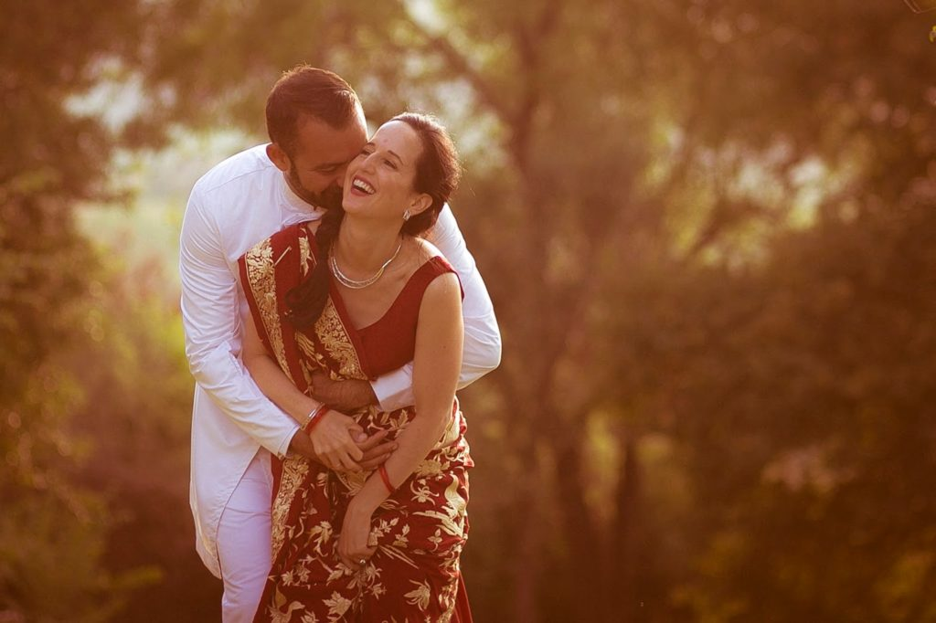 indian wedding in tuscan