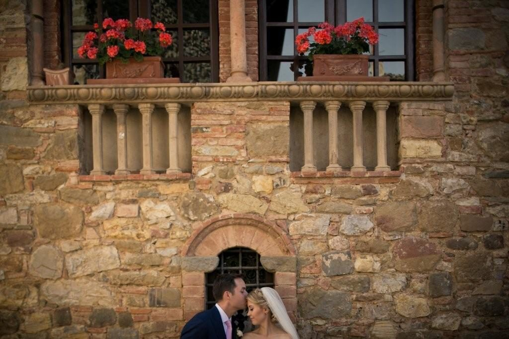 Elya & Kip wedding villa tuscany