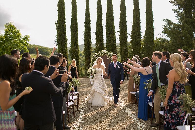Elya & Kip wedding in Siena