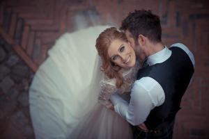 Amy & Steven wedding in Tuscany
