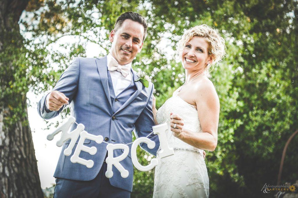 Carine & Frederic wedding in Siena