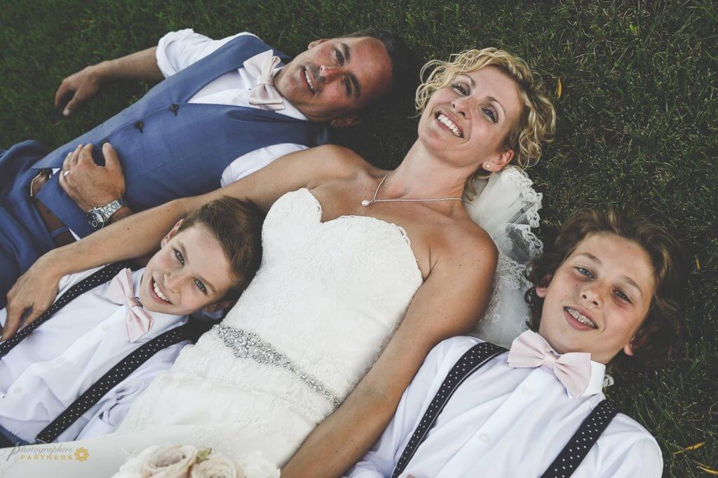 Garden wedding Italy