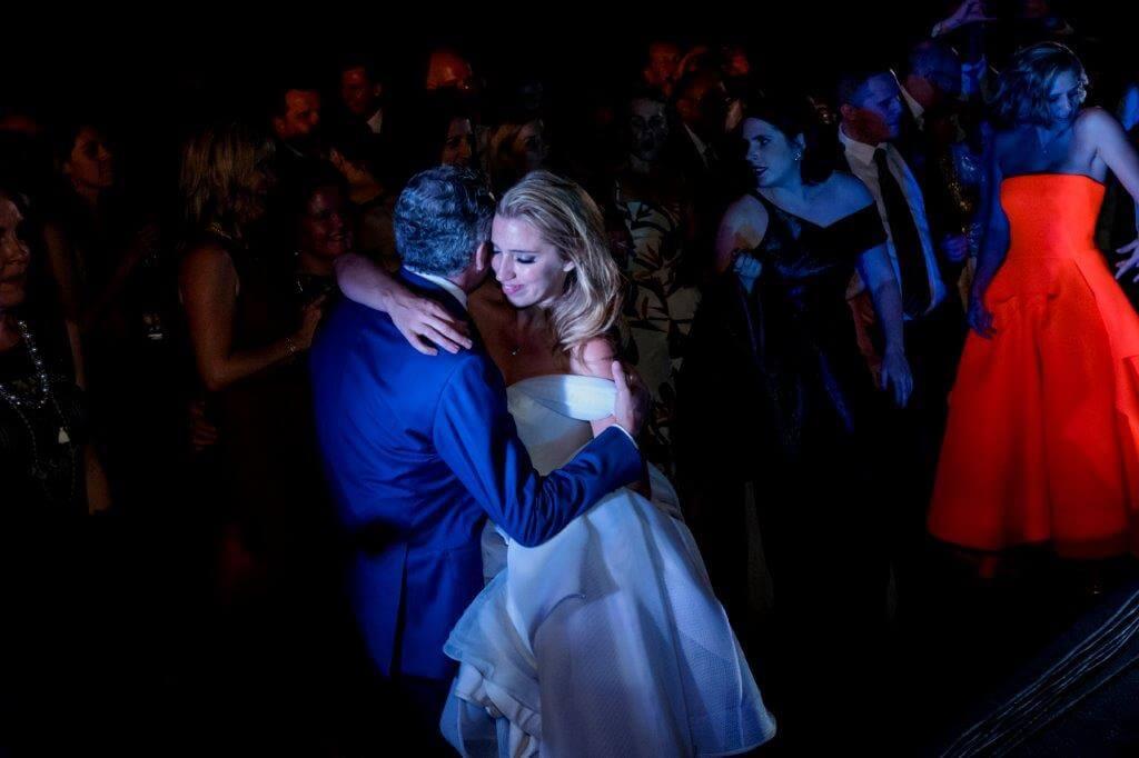 romantic dance wedding tuscany