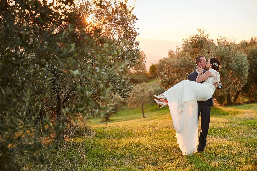 Intimate Wedding at Borgo Petrognano