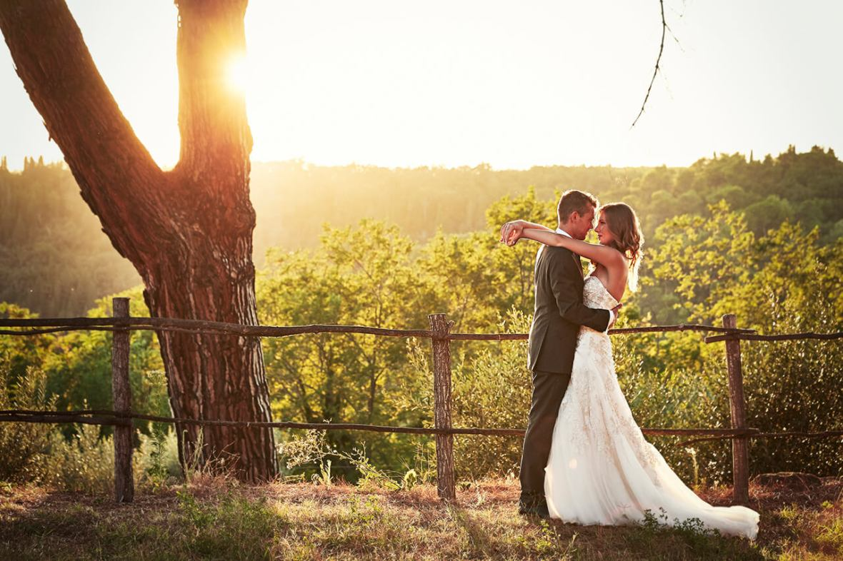 august tuscan wedding