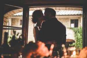 romantic wedding in Tuscany